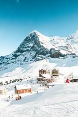 Wengen Ski Trip (Stanislav Tsvirko) Tags: 2018 shred skiing winter lumix powder wengen switzerland trip mointain stanislav barcelona tsvirko ski