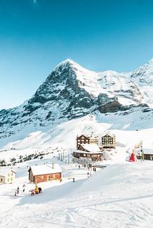 Wengen Ski Trip