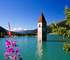 Lago di Resia (adamdera) Tags: tiroll italy alps lake tower underwater summer violet europe tamronspaf1750mmf28xrdiiildasphericalif
