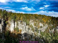 Elbsandsteingebirge (MarTou72) Tags: marceltourmo landschaften elbsandsteingebirge gebirge