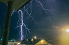 Jacksboro Lightning (mesocyclone70) Tags: lightning lightningbolt thunderstorm storm stormchase stormchaser stormchasing thunder flash cg texas electricity danger dangerous strike supercell jacksboro weather severe severeweather sky therebeastormabrewin