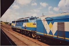 B76 Warrnambool (tommyg1994) Tags: west coast railway wcr emd b t x a s n class vline warrnambool geelong b61 b65 t369 x41 s300 s311 s302 b76 a71 pcp bz acz bs brs excursion train australia victoria freight fa pco pcj