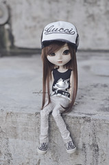 Nozomi (camouflage 筱芸) Tags: pullip assa obitsu doll street style