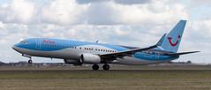 B737 | PH-TFF | AMS | 20150404 (Wally.H) Tags: boeing 737 boeing737 b737 phtff arke ams eham amsterdam schiphol airport