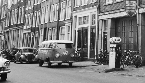 """NV-78-42 Volkswagen Transporter bestelwagen 1955 • <a style=""""font-size:0.8em;"""" href=""""http://www.flickr.com/photos/33170035@N02/40458451112/"""" target=""""_blank"""">View on Flickr</a>"""