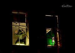Strathbungo Window Wanderland 2018 (Karen Miller Photography) Tags: windows windowwanderland strathbungo scotland glasgow art creativity nikon nikond610 nifty50