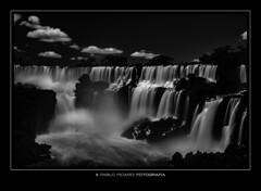 Iguazu Falls - Cataratas del Iguazú (Pablo B. Picardi) Tags: pablopicardi paisajesargentinos viajes landscape verano cataratas summer river outdoor water sky nature clouds nubes park places travel travelling vacation argentina misiones prolongedexposure