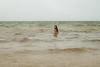 Outtake (Alina Marie.) Tags: beach rain girl water waves blur edgy hair greens blues flow regenerate breath outtake emotion