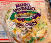 First King Cake of 2018! (BKHagar *Kim*) Tags: bkhagar kingcake mannyrandazzo bakery sweets cake neworleans nola mardigras food firstoftheseason