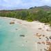Strand Anse Lazio, Praslin Seychellen