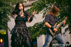 Aria Flame // Festival Of The Arts 2017 (Anthony Norkus Photography) Tags: aria flame ariaflame neo classical metal rock black live concert stage grandrapids festival arts festivalofthearts 2017 summer outdoor grand rapids mi michigan usa music band anthonynorkus anthony tony norkus photo photography pic pics photos norkusa goth