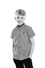 Young gentleman (LalliSig) Tags: white high key kid kids portrait portraiture studio people iceland photographer barn börn barnamyndataka
