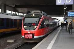 DB, 644 019 (Chris GBNL) Tags: db deutschebahn train zug 644019 644519 baureihe644 talent