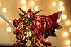 Superior Dragon (sumosam87) Tags: gunpla gundam plamo modelkit toyphotography fujifilmxt10 fujifilm mirrorlesscamera photography bandai superior dragon sdgundam