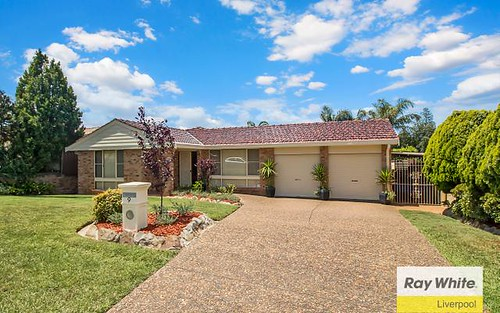 9 Heron Pl, Hinchinbrook NSW 2168