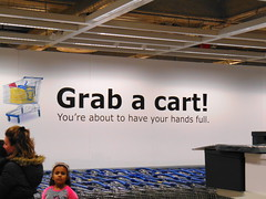 IKEA (New Haven, Connecticut) (jjbers) Tags: ikea home furniture store new haven connecticut february 3 2018 appliances shopping carts