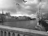 Paris (AlexKapunkt) Tags: bw paris france pont neuf river