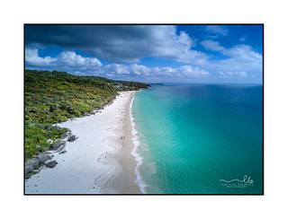 Idyllic Hyams Beach Australia