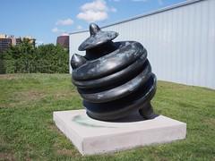 Turbo (procrast8) Tags: kansas city mo missouri nelson atkins art museum turbo tony cragg sculpture