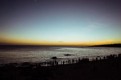 sunset (Philip@Tamsui) Tags: 恆春鎮 臺灣省 台灣 sunset ricoh grd grdigital grii beach seaside seashore 海邊 海灘 夕陽 日落