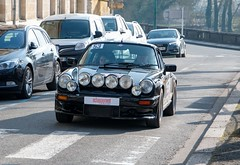 #53 Porsche 911 - 02 (kinsarvik) Tags: castillonlabataille gironde bordeauxaquitaineclassic rallye rally