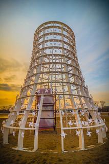 Wind Station: Paul van den Berg & Joyce de Grauw — Rotterdam, Netherlands - Toronto WinterStations