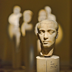 Antique collection heads (a7m2) Tags: kunsthistorischemuseum vienna art antikensammlung keramik skulpturen gemälde klimt italienischemeister history travel tourismus kunst antike goldschatz
