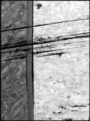Wien (Harald Reichmann) Tags: wien stadt davidgasse haus gebäude raum boden belag schaden abnutzung muster linie spur alltagskunst
