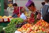 Irkutsk (bruno vanbesien) Tags: irkutsk rossia russia fruit market people vegetables ru