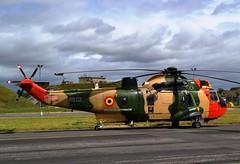 BAF Sea King (Gerry Rudman) Tags: belgian air force sar westland sea king mk48 riat fairford rs02