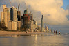 Surfers Paradise Skyline (Flair Photography Brisbane) Tags: infocus longshot highquality beach family development surfers paradise golden hour