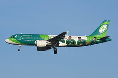 EI-DEI Airbus A320-214 EGLL 18-12-17 (MarkP51) Tags: eidei airbus a320214 a320 aerlingus ei ein irishrugby specialcolours london heathrow airport lhr egll england aircraft airliner airplane plane image markp51 nikon d7200 sunshine sunny aviationphotography aviation