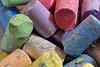 The Secret Life of Chalk! (WilliamND4) Tags: chalk macro tokina100mmf28atxprod texture colors nikon d810