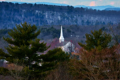 Church in the Valley (GR Smith) Tags: churchsteeples