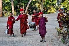 Monks, Shan State (Valdas Photo Trip) Tags: myanmar burma shan state