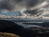 Big Cloud Over the Clyde - Feb 2018 (GOR44Photographic@Gmail.com) Tags: cloud benmore botanicgardens holy loch river clyde water winter gor44 green grass trees hills sunlight argyll scotland cowal olympus panasonic 1240mmf28 gx8