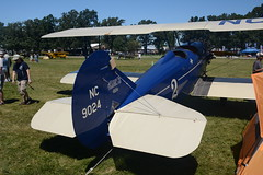 EAA2017Sat-0302 Travel Air NC9024 biplane (kurtsj00) Tags: eaa 2017 saturday oshkosh osh17 airventure travel air nc9024 biplane