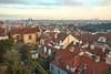 Evening over Prague (Marat Assanov) Tags: none praha prague evening roofs building architecture sky dusk panorama chech