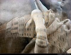 Reflection, Salzburg, Austria (JH_1982) Tags: reflection statue horse equestrian houses plexiglas salzburg austria österreich spiegelung encasement abdeckung art travel traveling jochenhertweck travelling acrylic glass glas reiter pferd reflections salzburgo salzbourg salisburgo 萨尔茨堡 ザルツブルク 잘츠부르크 зальцбург stone house साल्ज़बर्ग زالتسبورغ זלצבורג ซาลซ์บูร์ก austriche 奥地利 オーストリア 오스트리아 австрия sculpture skulptur