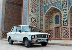 Visite de Boukhara (Histoires de tongs) Tags: uzbekistan ouzbékistan tourdumonde travel trip roundtheworld adventure aventure voyage architecture découverte discover visite visit