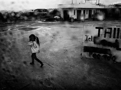 untitled-1 (tzen xing) Tags: streetphotography gritty realism littlegirl blackandwhitestreet poverty raindrops poignancy inthemiddleofnowhere surrealism