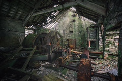 Winding House (ShrubMonkey (Julian Heritage)) Tags: penyrorsedd quarry building hospital structure ruin decay dereliction abandoned forsaken ruined wales northwales snowdonia nantlle