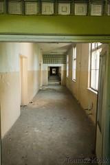 _MG_0808 res (tomkot92) Tags: urbex urban exploration opuszczone opuszczony szpital legnica