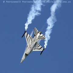 3906 Belgian F16 Display (photozone72) Tags: eastbourne airshows aircraft airshow aviation canon canon7dmk2 canon100400f4556lii 7dmk2 jets belgianairforce belgian f16