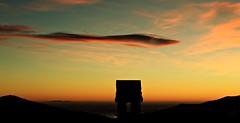 La chimenea (portalealba) Tags: cómpeta axarquía málaga andalucía españa spain atardecer sunset sol cielo portalealba canon eos1300d 1001nights 1001nightsmagiccity