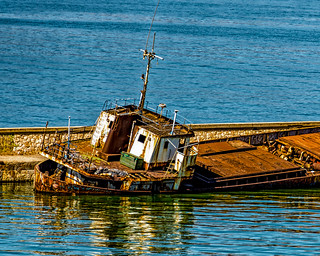 Out of Service in Sardinia Italy