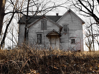 when the consequences have been met..(truth or consequences house)