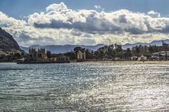 Mondello (ilsiciliano_) Tags: mondello beach winter canon 600d palermo sicilia italia scatto mare sea