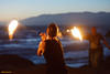 Beach Fire Spinning (naturalturn) Tags: firedance firedancing firespinning fire dance dancing spinning firepoi firepoispinning poi poispinning doublefiresword fireswords doubleswords swords firesworddance firesword sworddance sword couple ocean pacific pacificocean water twilight sutrobaths sutro baths pointlobos sanfrancisco california usa image:rating=4 image:id=199531