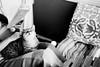 Good rubbing technique (Misiska) Tags: cat bw blackandwhite hp5 hp5pushed ilfordhp5 nikon nikonf100 shootfilm shotonfilm sigma shootanalog summer film f100 ff filmshooters filmisnotdead analog awesome animal portrait 35mm pleasure carmencitafilmlab massage